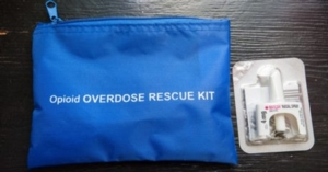 PDPH Overdose Awareness and Reversal Training